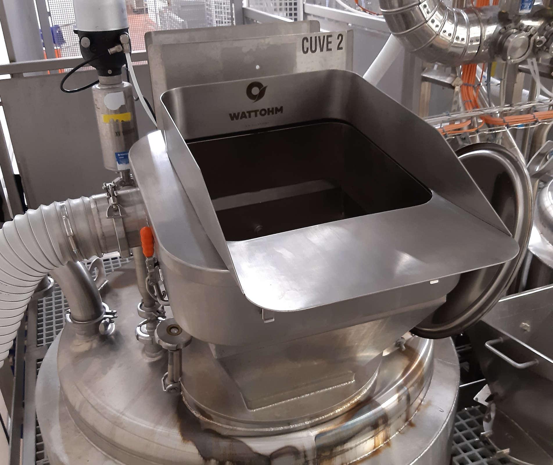 Conception de vides sacs et de capteurs d'aspiration à fentes, dépoussiérage ATEX des convoyeurs et manutention des grains et matières premières, conception et réalisation de dépoussiéreurs à voie humide