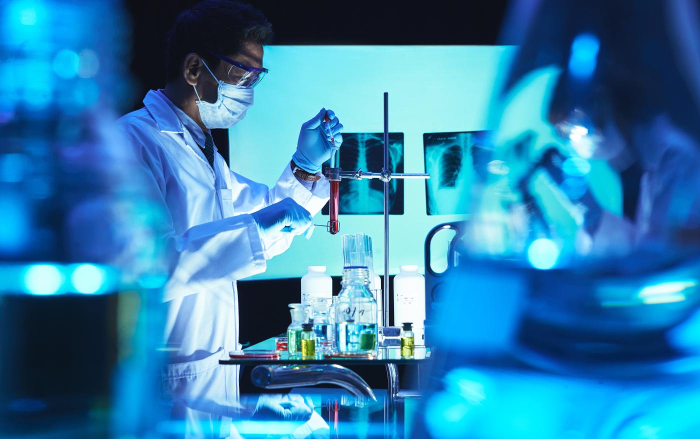 wattohm dans le secteur de la chimie et pharmaceutique