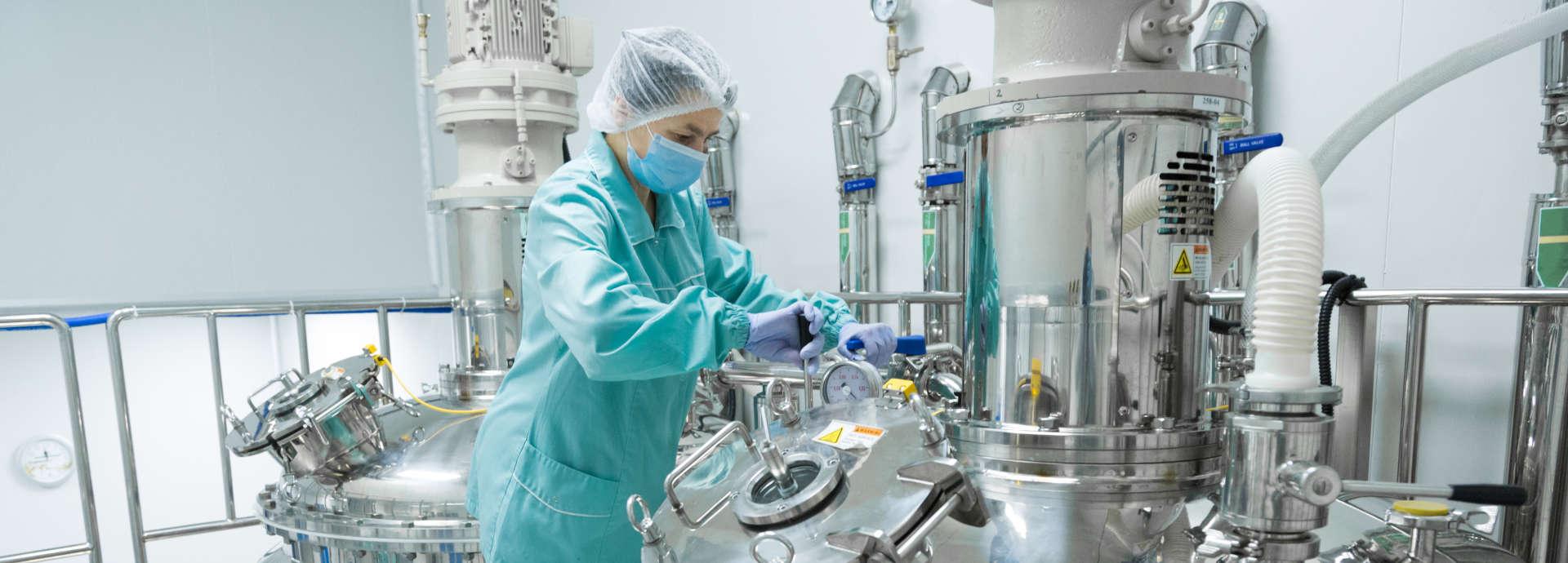 Bureau d'études chimie pharmaceutique cosmétique avec chefs de projets N1/N2, certification MASE
